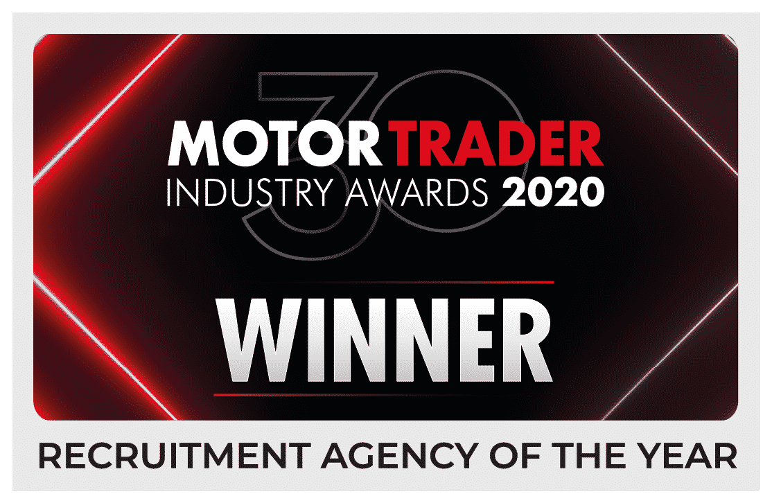 Autotech Recruit has been awarded the Motor Trader Recruitment Agency of the Year 2020