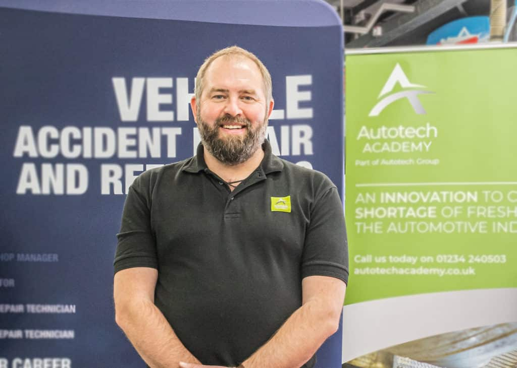 Dave Walker, School of Thought (Automotive) 100th Ambassador
